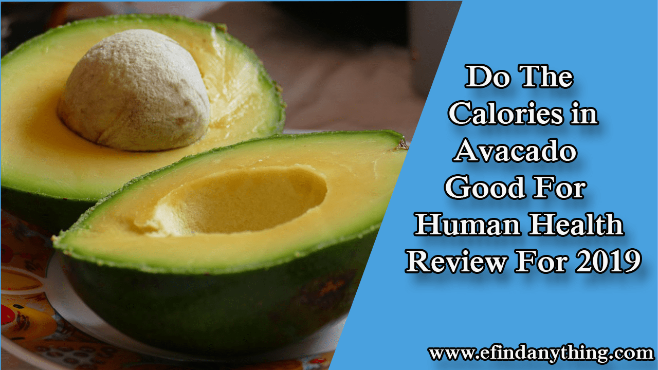 Calories in Avacado