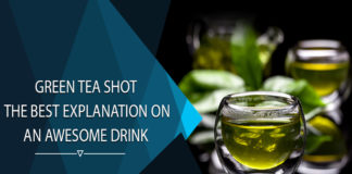 Green Tea Shot