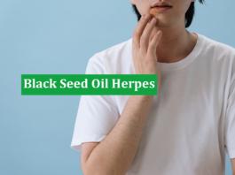 Black Seed Oil Herpes