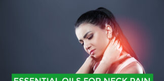 Essential Oils for Neck Pain