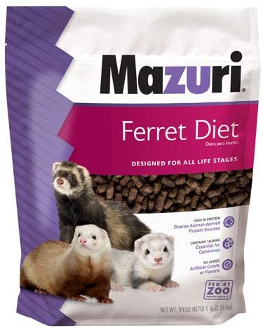 Mazuri Complete Ferret Food