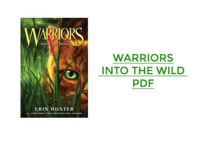 Warriors Into the Wild PDF