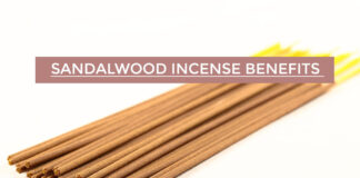 Sandalwood Incense Benefits