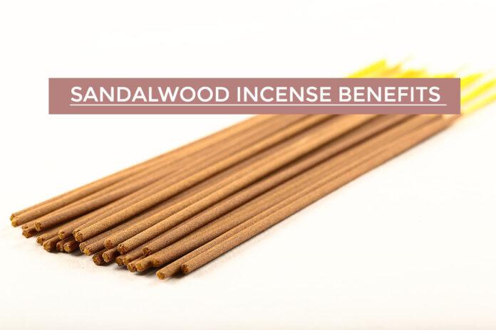Sandalwood Incense Benefits