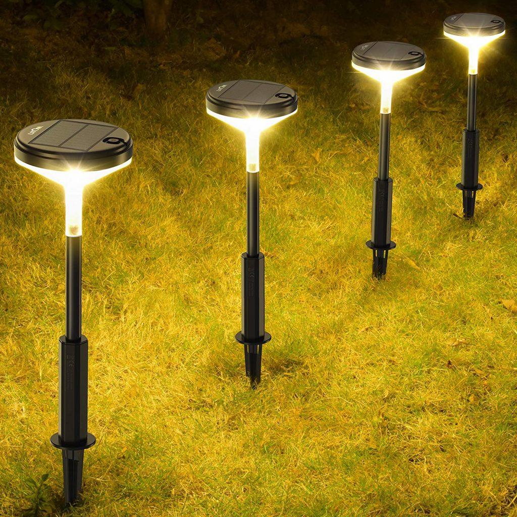 Litom LTCD291AB - Solar Bollard Lights