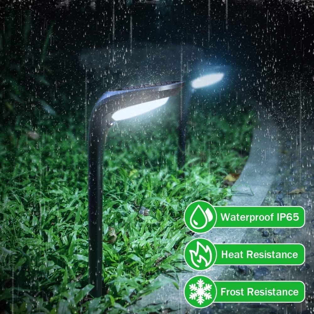 Osord OS-Path-01 - Solar Bollard Lights