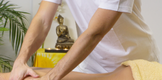 Professional Massage in London