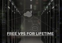 Free VPS for Lifetime