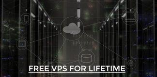 Free VPS for Lifetime